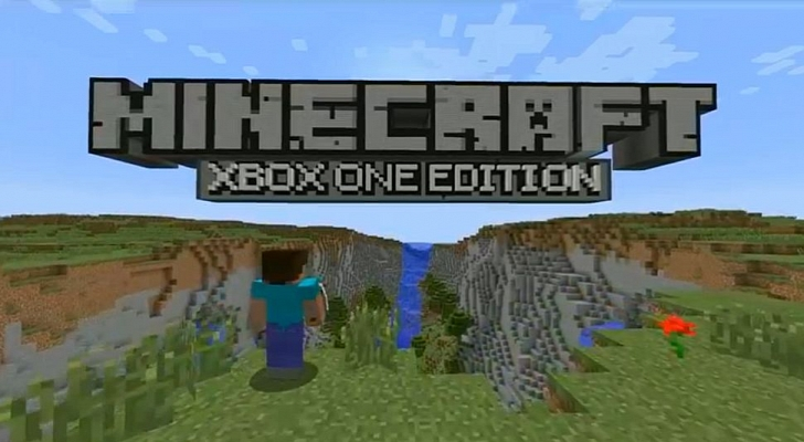 Minecraft-Confirmed-for-Xbox-One
