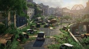 A ravaged world.