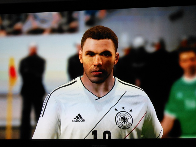 Lukas Podolski - rated 85.