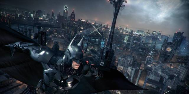 arkham knight screen